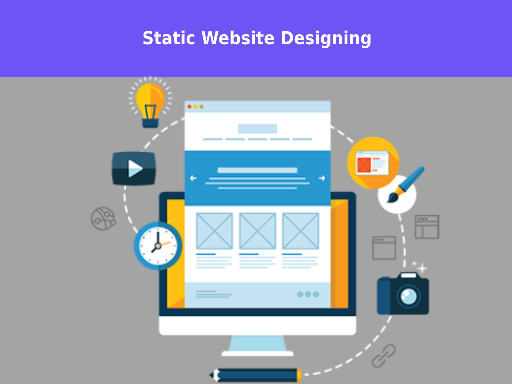 static-website-designing